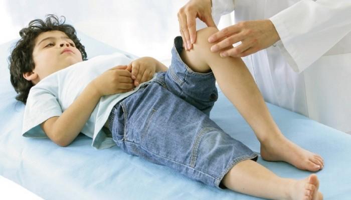 Реактивен артрит при дете