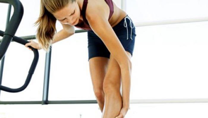 Мускулите болят след тренировка: причините и начините..