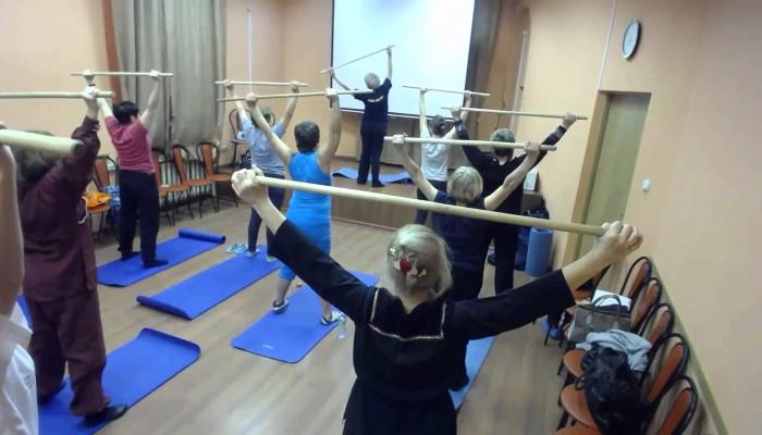 Упражнения с пръчка за гръбначния стълб - Болки в ставите