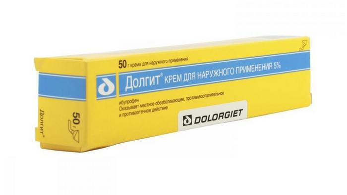 Dolgit крем: инструкции за употреба, аналози, цена..