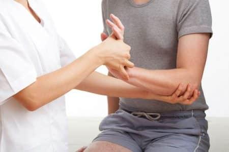 Невропатия на радиалния нерв на ръката - основните..