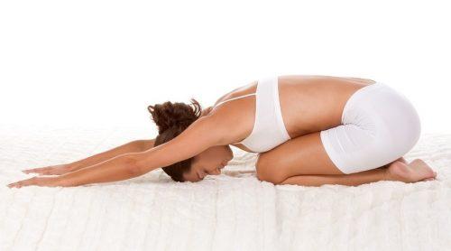 7 йога пози при болки и скованост в тазобедрените стави