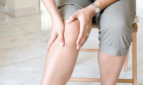 Прояви на псориазисен артрит