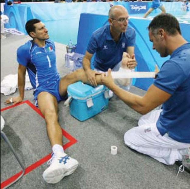 Спортни наранявания - Болки в ставите